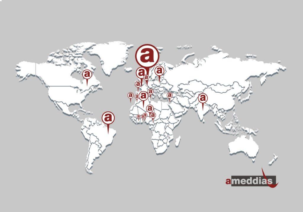 ameddias network